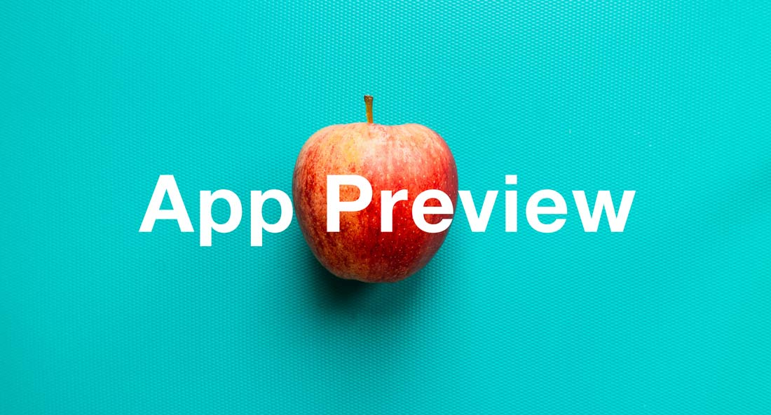 Appプレビュー(動画)のサムネイルを設定する手順