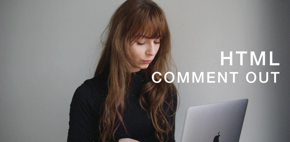 htmlのコメントアウトの書き方【具体例で解説】