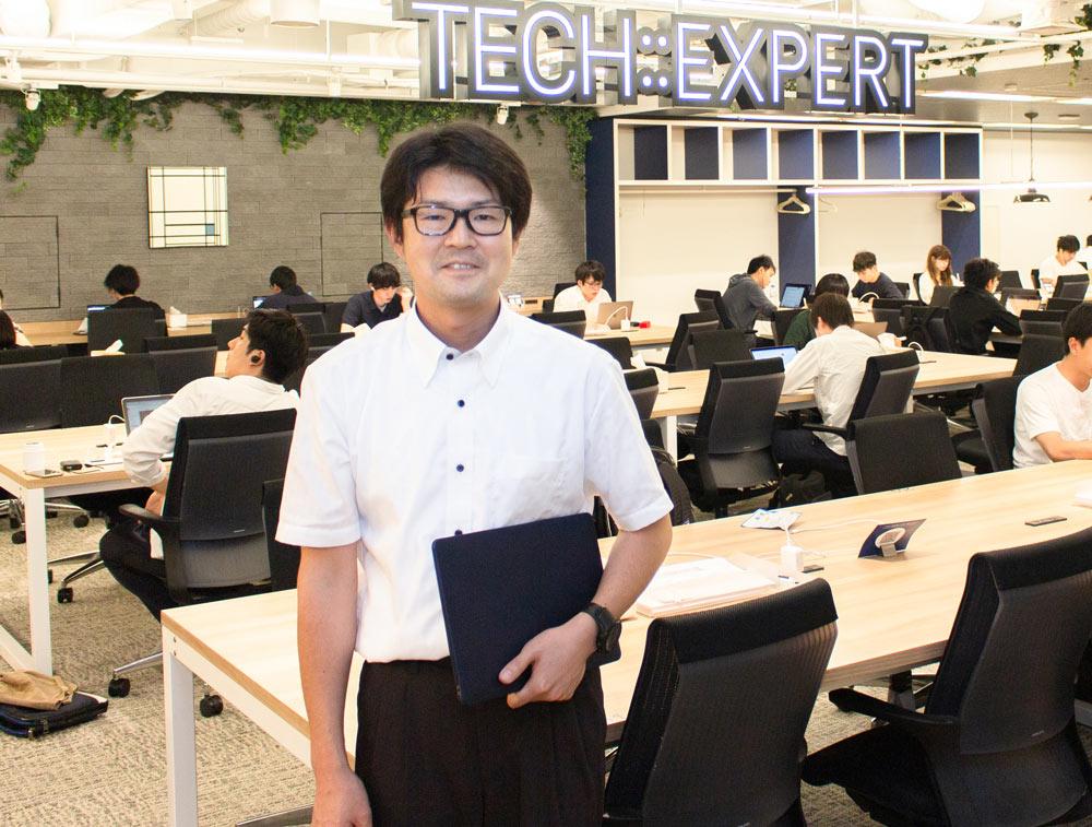 35歳・未経験からエンジニア転職を果たした井達雅さん